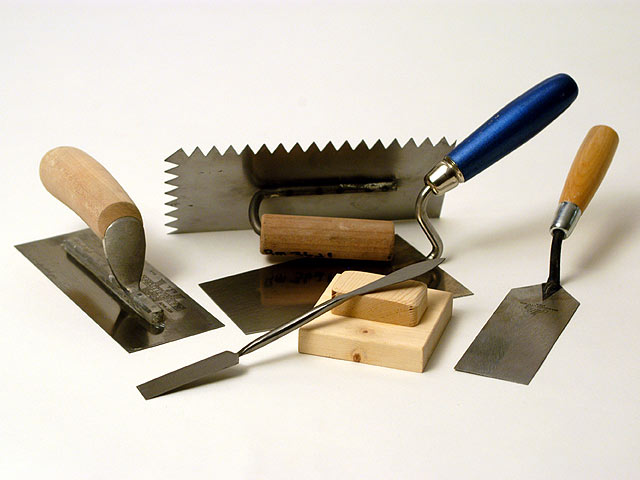 gereedschap stukadoorsbedrijf eddy bettenbroek